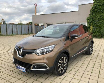 Renault Captur 1.2 TCe Automat •INTENS• 2017 Navigácia