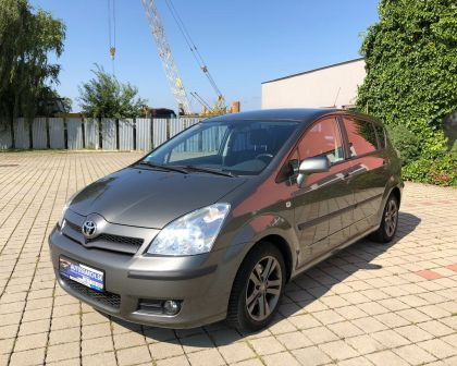 Toyota Corolla Verso 1.8 VVT-i Automat •EXECUTIVE• Webasto 7 miest