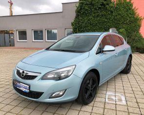 Opel Astra 1.6 Automat •SPORT• 2010 → parkovacie senzory