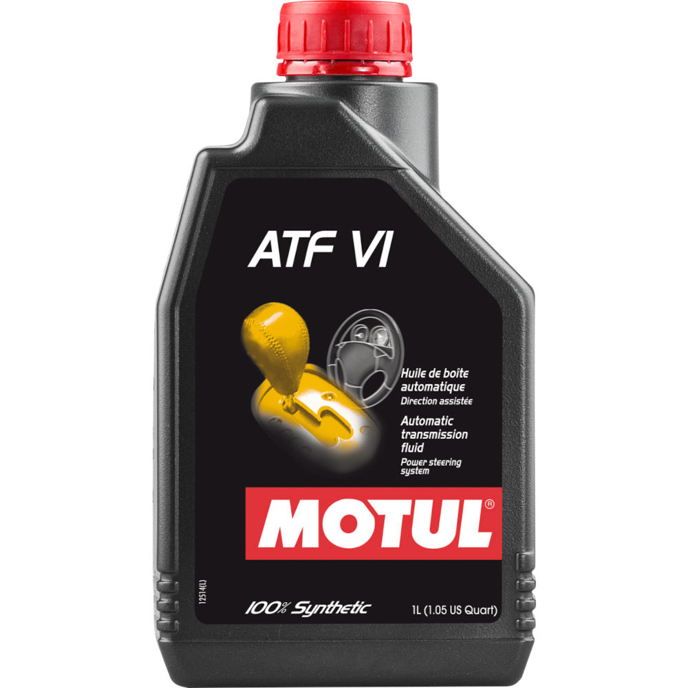 Prevodový olej MOTUL ATF VI